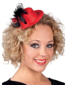 Mini kapelusz młoda z lat 20. damski