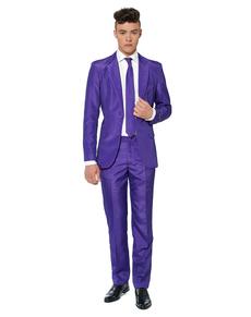 Kostium Solid Purple Suitmeister